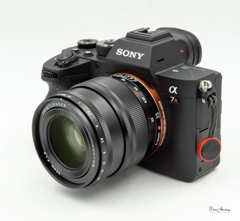 Voigtlander 35mm F1.2 Nokton SE-4
