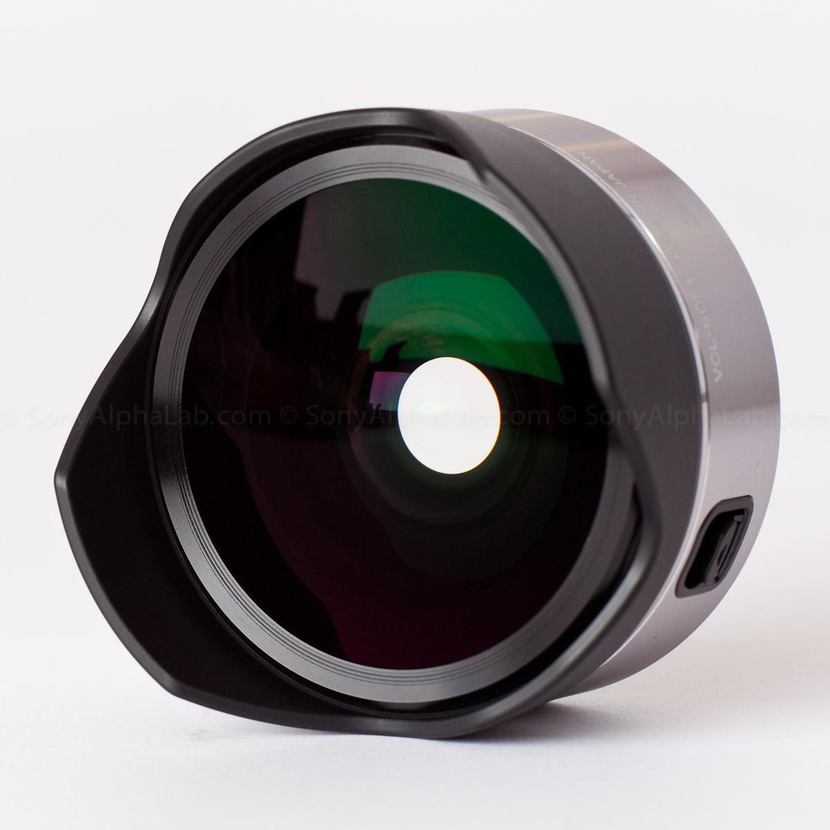 Fisheye Conversion Lens for the 16mm E-Mount Lens