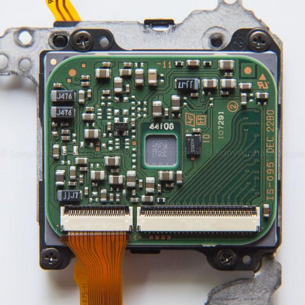 Nex-7 - 24mp Sensor Back