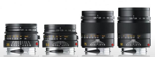 Leica Summarit M Lenses