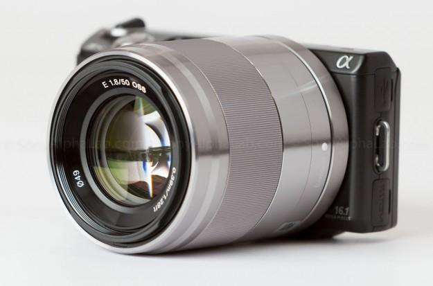 Sony Nex-5n and the Sony 50mm f/1.8 OSS Lens
