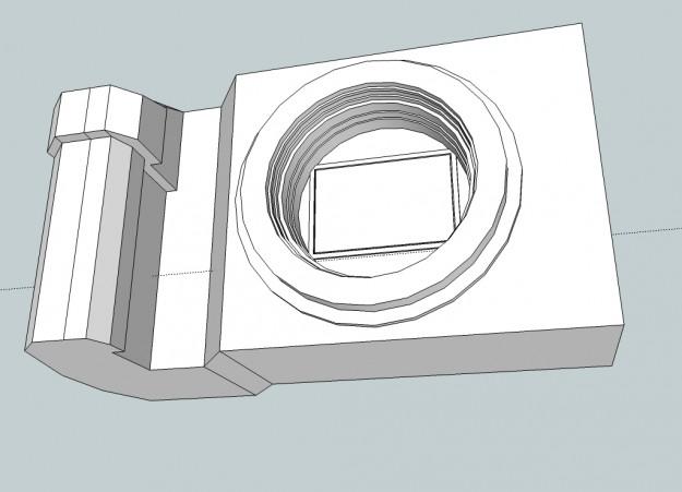 Sony Nex-XX Prototype - Second Generation ruff design