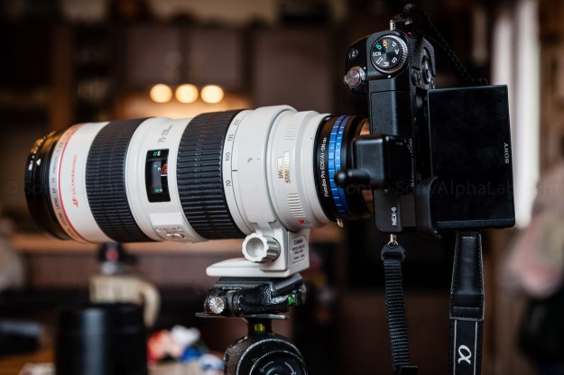 Sony Nex-6 and Off Camera Flash