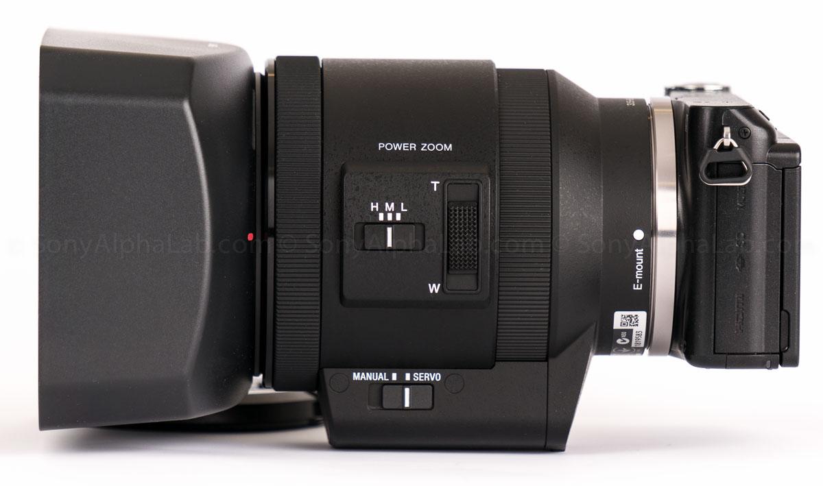 Sony SELP18200 Lens