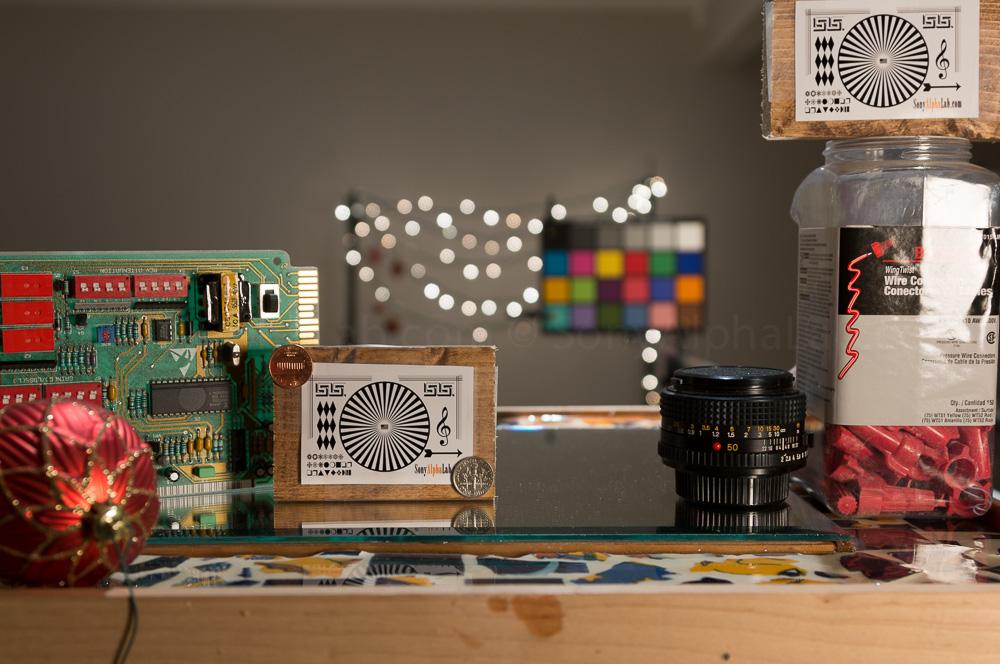 Sony Nex-6 w/ Metabones III, EF 24-105 f/4 l lens @ F/4