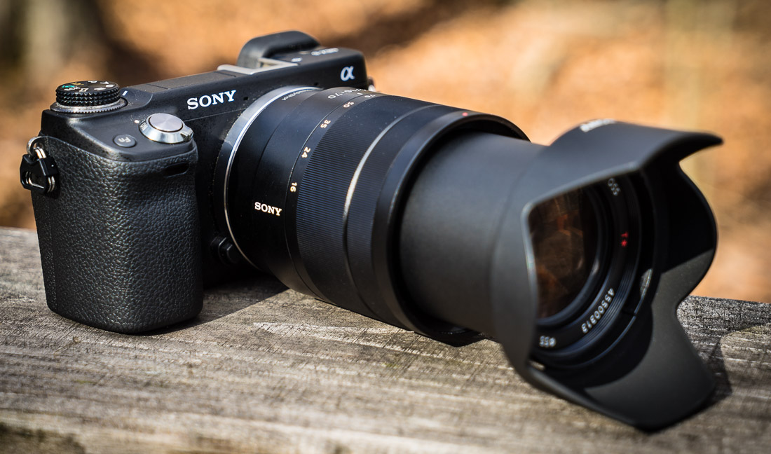 Sony Nex-6 w/ 16-70mm f/4 OSS Zeiss Lens @ 70mm