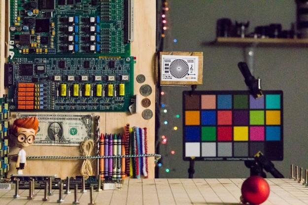 Sony A6000 w/ 70-200mm f/4 OSS G Lens @ ISO 25600