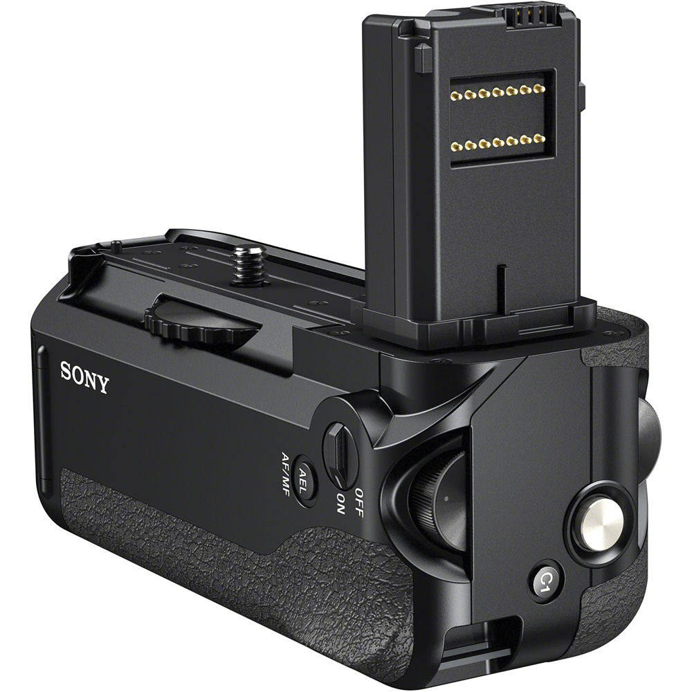 Sony a7 vertical battery grip review