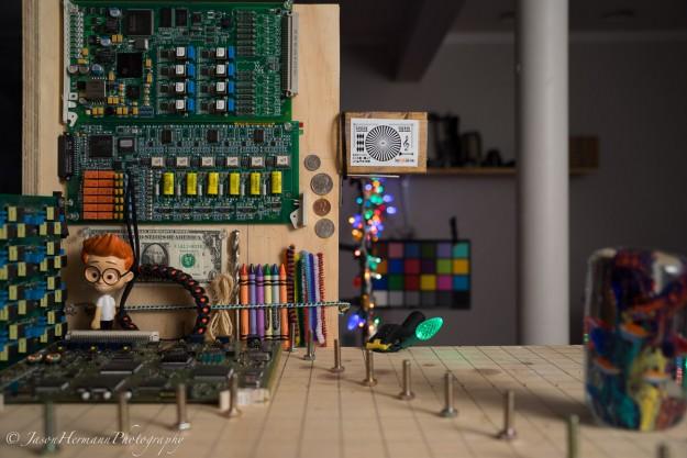 FE 24-240mm lens @ 33mm, f/4 - Lab Testing, Raw Quality