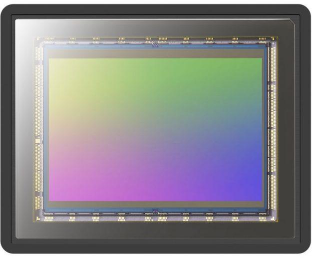 Sony A9 Sensor