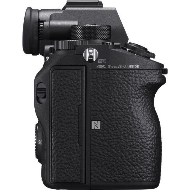 Sony A9 - Memory Card Door and Grip