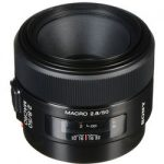 Sony 50mm f/2.8 Macro Lens