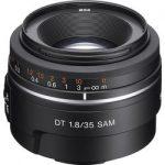 Sony DT 35mm f/1.8 SAM Lens