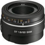 Sony DT 50mm f/1.8 SAM Lens