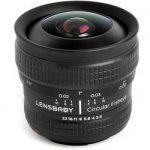 Lensbaby 5.8mm f/3.5 Circular Fisheye Lens
