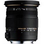 Sigma 17-50mm f/2.8 EX DC HSM Zoom Lens