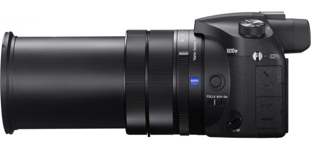 RX10 IV 24-600mm Lens