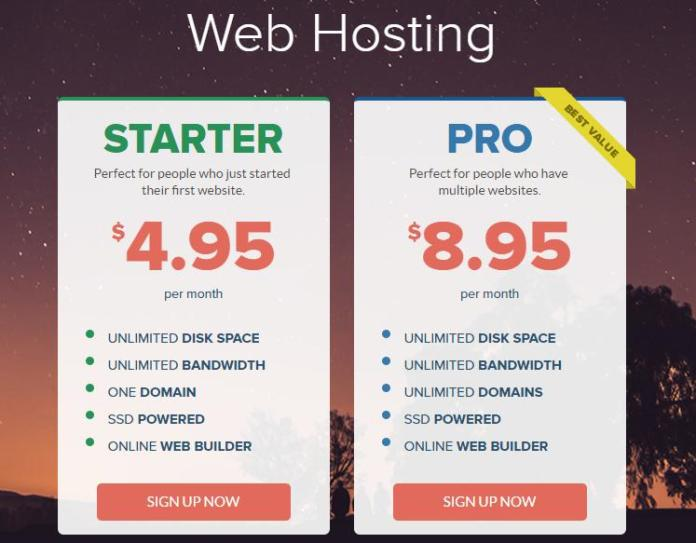 StableHost giảm giá hosting