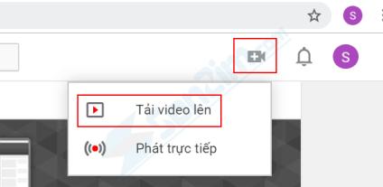 Cách đăng video lên kênh Youtube