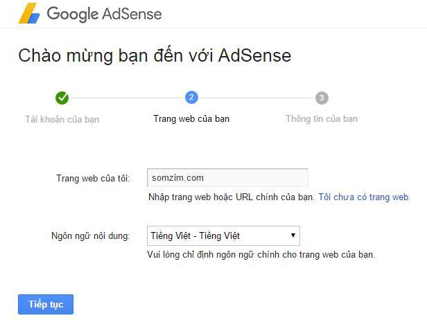 cach dang ky tai khoan google adsense cho website