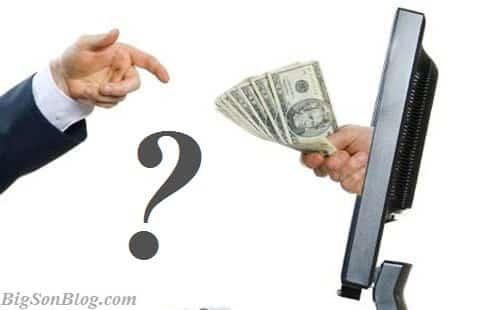 Kiếm tiền online là có thật hay lừa đảo?