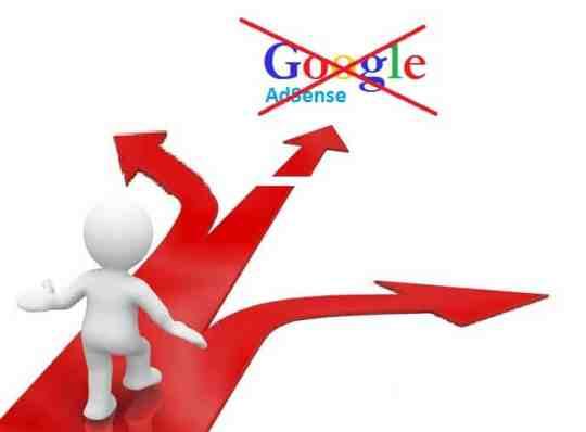 kiem tien khong can google adsense