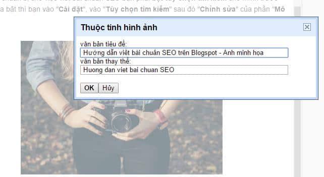 huong dan viet bai chuan seo tren blogspot - Anh 7