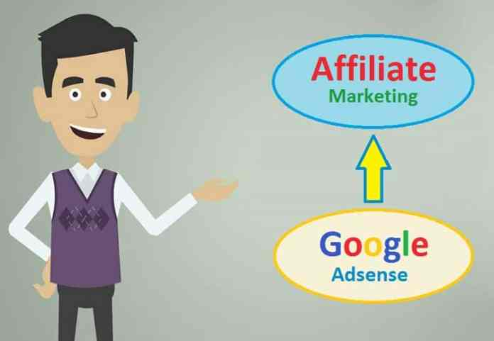 Tai sao nen chon affiliate marketing thay vi google adsense