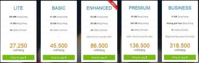 Hostvn nhà cung cấp hosting giá rẻ nhất Việt Nam - Ảnh 1