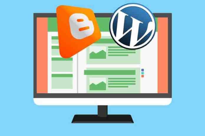 Công cụ tạo blog