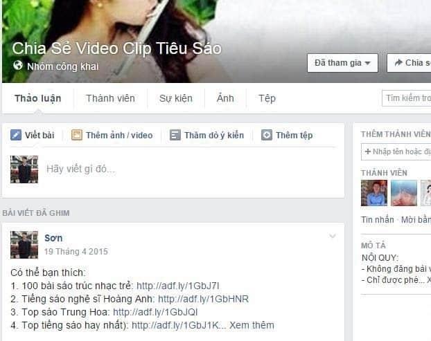 Phương pháp dùng facebook để kiếm tiền với rút gọn link - Ảnh 2