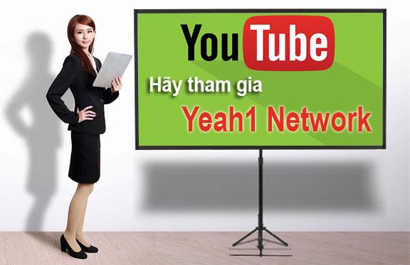 Yeah1 Network YouTube tốt nhất Việt Nam