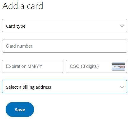Hướng dẫn verify tài khoản PayPal mới nhất 2017 - 2