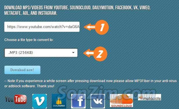 Cách tải file mp3 từ video trên YouTube đơn giản - 1