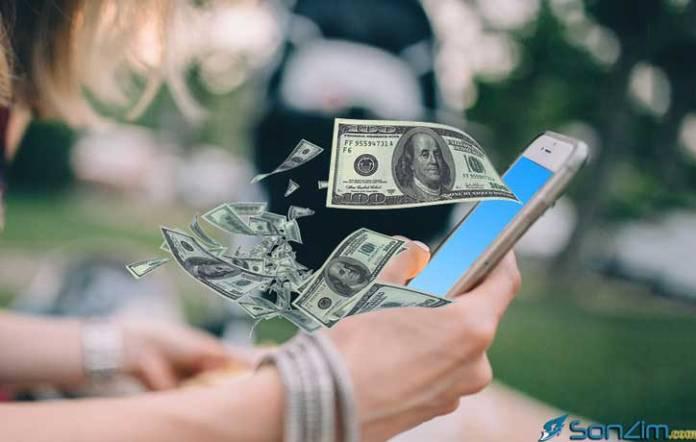 Cài ứng dụng kiếm tiền trên điện thoại