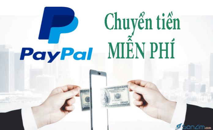 Cách chuyển tiền trên PayPal không mất phí - 1