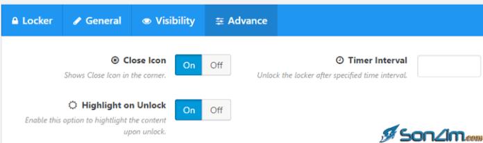 Khóa nội dung WordPress bằng plugin Content Locker - 5