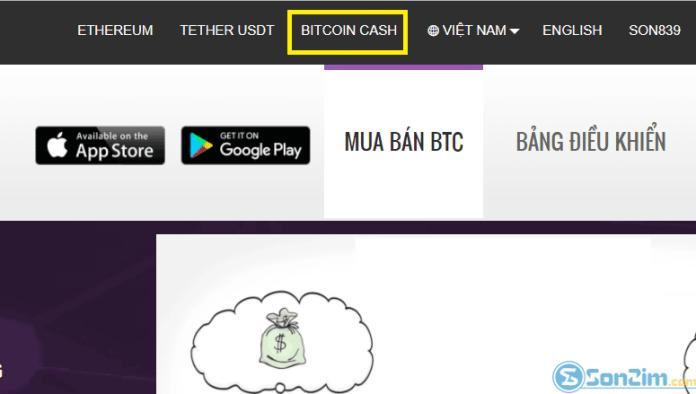 mua-ban-bitcoin-cash-tren-remitano
