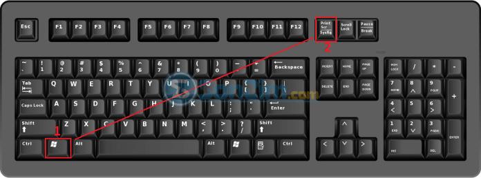 Cách chụp màn hình máy tính đơn giản không cần dùng phần mềm - 1