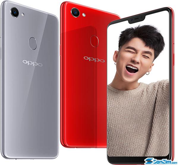 Điện thoại Oppo F7 đã ra mắt