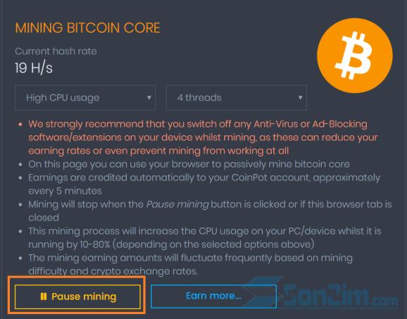 Cách đào coin miễn phí trên CoinPot - 4