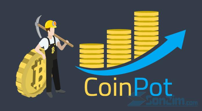 Cách đào coin miễn phí trên CoinPot