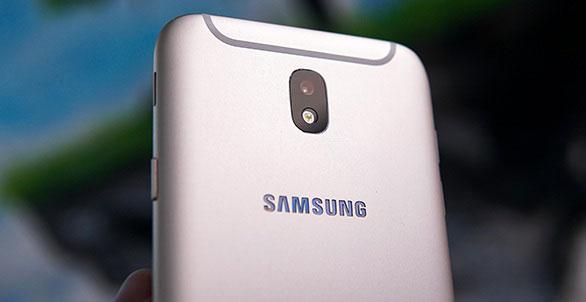 Đánh giá Samsung Galaxy J7 Pro: Về thiết kế - Ảnh 1