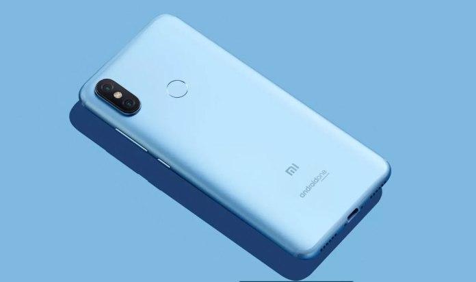 Mặt sau điện thoại Xiaomi Mi A2