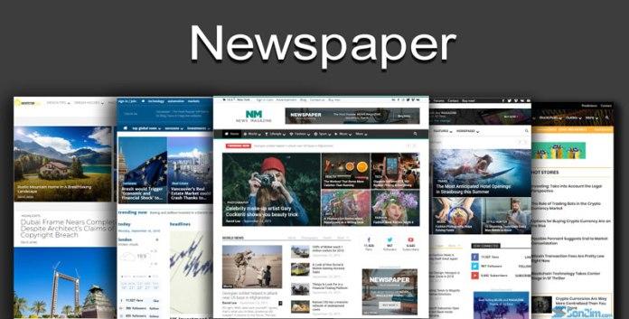 Theme Newspaper: Theme WordPress dành cho blog tin tức đẹp nhất