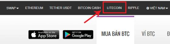Cách mua bán Litecoin trên Remitano - 1
