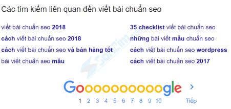 Nghiên cứu từ khóa - Sử dụng Google tìm kiếm 2