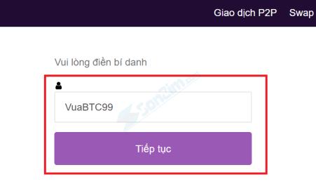 Cách đăng ký tài khoản Remitano - Bước 3