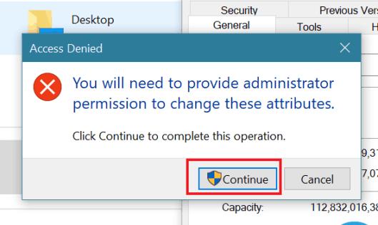 Nén tập tin NTFS -4