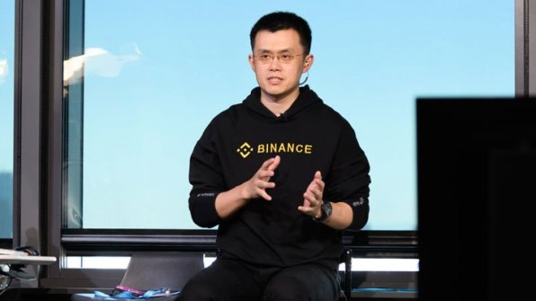 Changpeng Zhao - Người sáng lập sàn giao dịch Binance